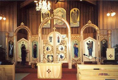 Eparchy Of Saskatoon Nipawin Town All Saints