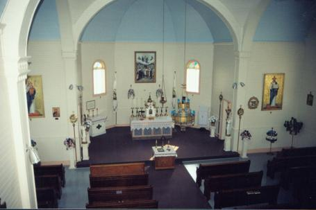 Eparchy Of Saskatoon Whitesand Patronage Of The