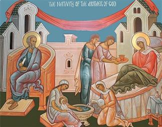 001-The Nativity of Mary the Mother of God (2)