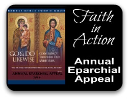 Faith in Action - Annual Eparchial Appeal