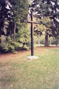 Dobrowody-mission cross