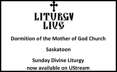 Liturgy Live - Dormition - Saskatoon