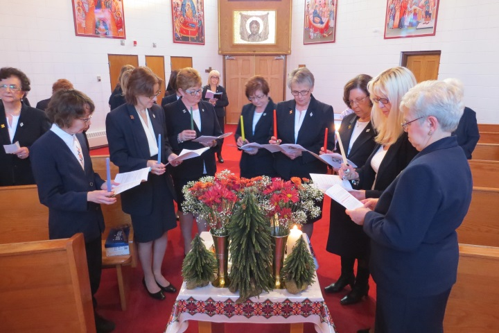 - Installation Ceremony of Eparchial UCWLC Executive –