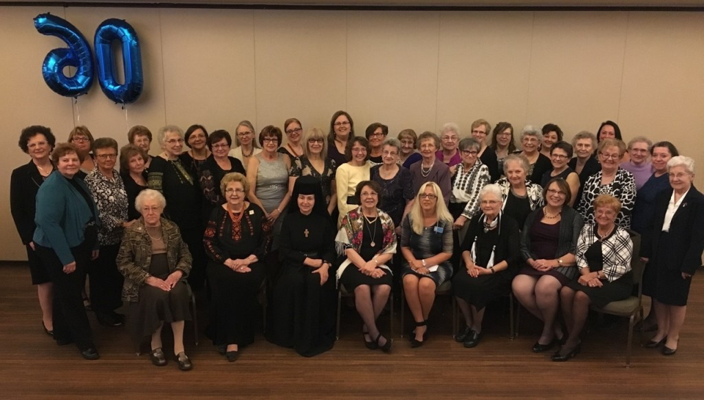 UCWLC at Musee Ukrainia Museum Gala-Apr. 10 2016