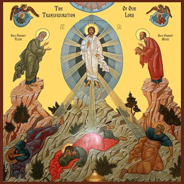 012-Transfiguration of Our Lord Jesus Christ