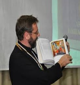Patriarch unveiling English edition of Christ Our Pascha